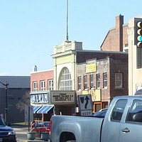 Calvin Theater exterior