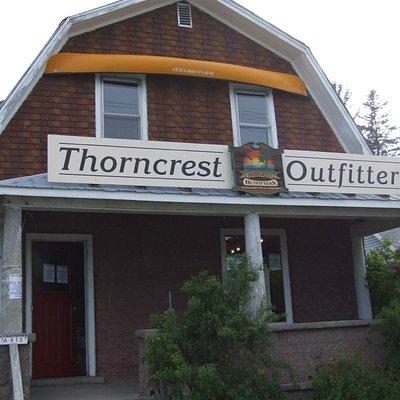 seasonal Tobermory, Ontario location