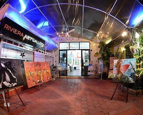 Riviera Art Gallery