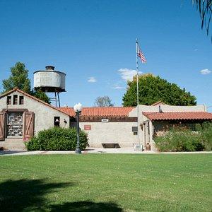 Coachella Valley History Museum- Photo Courtesy of Coco McKown (cocomckown.com)
