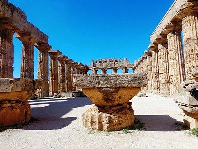 Anastilosi Tempio di Hera.
