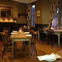 Our upstairs Restaurant