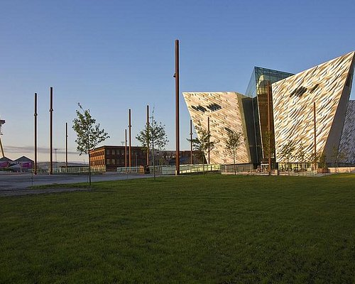 Walk in the footsteps of 15,000 men and woman on the very ground where Titanic's Keel was laid