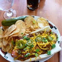 Chili Dog - Yum