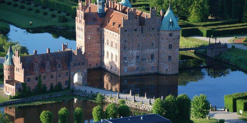 Egeskov Castle, Funen