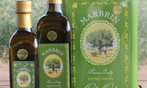 Award winning olive oil