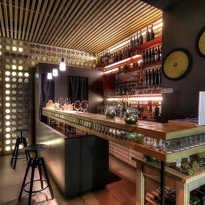 Area banco bar e service
