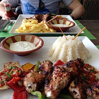 Shish Tawook - about £5