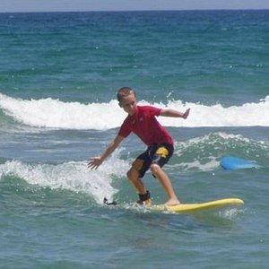 EZride Surf School in Fort Lauderdale, Florida