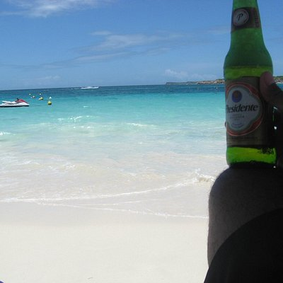 Beach and beer!