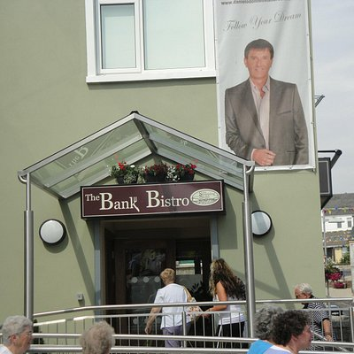 Entrance to Daniel O'Donnell Museum