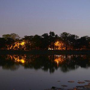 Rabindra Sarobar Lake