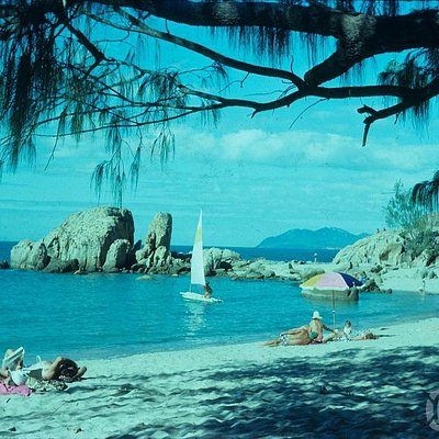 Horseshoe Bay, Bowen - Bowen Tourism photo