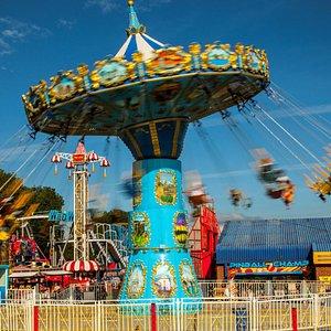 Wave Swinger at Fun City