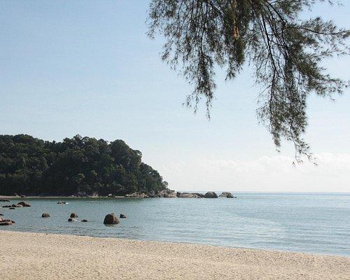 Serene and clean beach