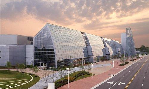 The Virginia Beach Convention Center