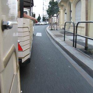 Train touristique - Vichy