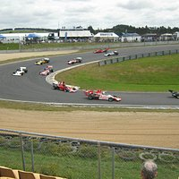 New Zealand Festival of Motor Racing at Hampton Downs.