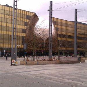 Emporia Shopping Center in Hyllie