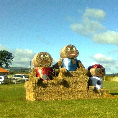 Happy Haystacks