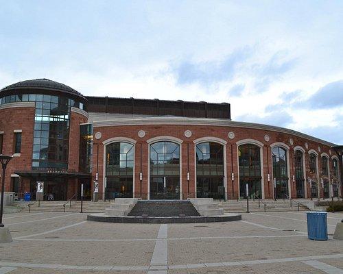 Rose Theatre Building