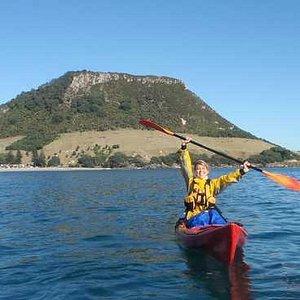 Mount Maunganui Kayaking Experience