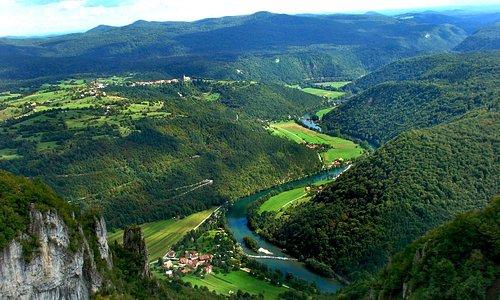 Nature Park Kolpa river