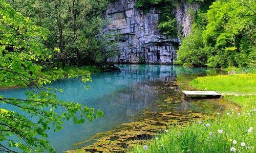 River Krupa spring - Hotel Bela krajina