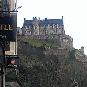 Castle Thai Spa, 9A Castle Street Edinburgh, EH2 3AH