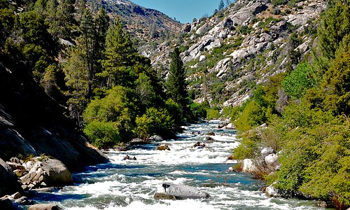 Our Forks of the Kern Class V wilderness trip is considered the most exciting multi-day in the c