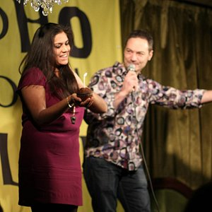 HAPPY BIRTHDAY, fancy being spoiled on your Birthday well come to Soho Comedy Club