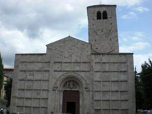Chiesa San Vincenzo e Anastasio - Ascoli Piceno