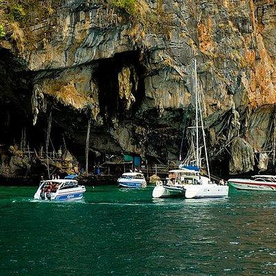 Phi Phi Islands Viking Cave