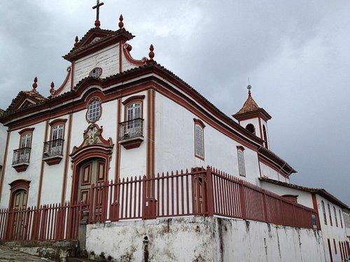 Igreja N S do Carmo