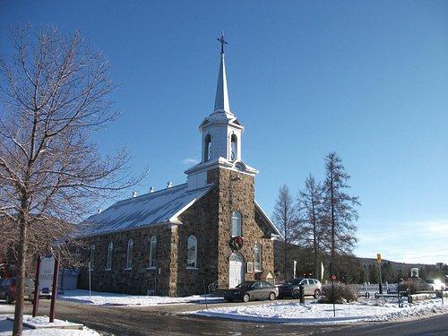 L'église St-Edmond de Stoneham