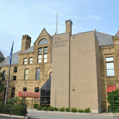 History Center located in the Old CIty Building circa 1893