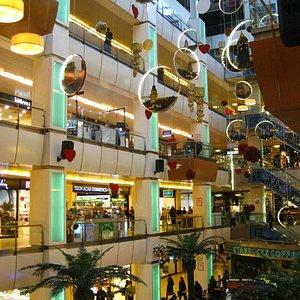 Historia mall