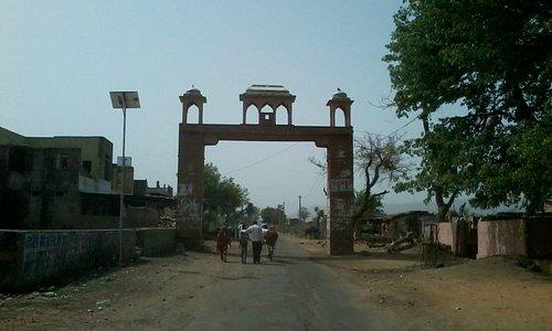 Bhartihari temple complex, Alwar