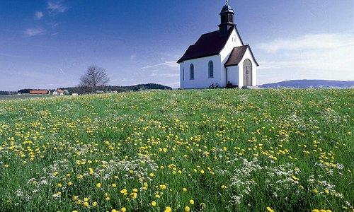 Haldenbergkapelle in Ailingen bei Friedrichshafen