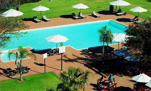 Pool at the Grand Palm