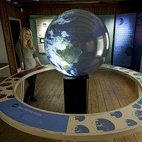 The Earth Room.