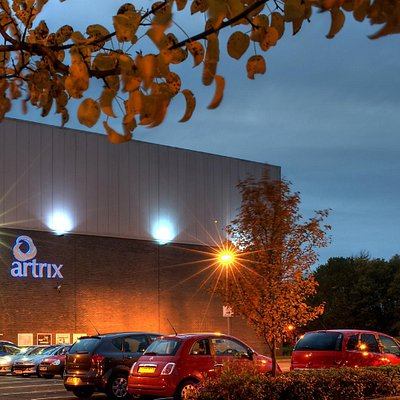 Artrix from the car park