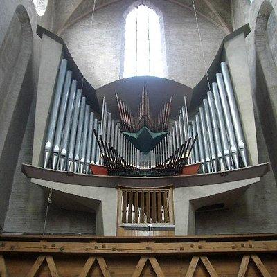 Barfuesskirche Organ