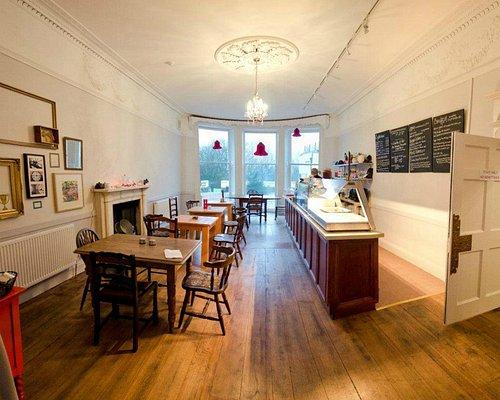 Foxlowe Arts Centre Cafe, Leek, Staffordshire