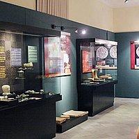 Exposición arqueológica