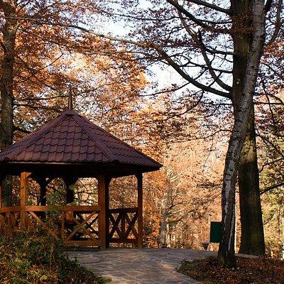 Altanka na Górze Parkowej