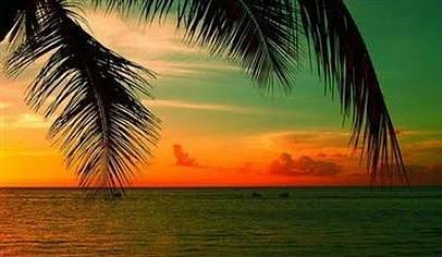Saipan sunsets are unreal