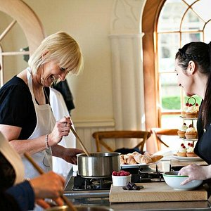 Cookery School Tuition in Session!