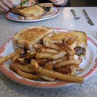 Delicious Patty Melt