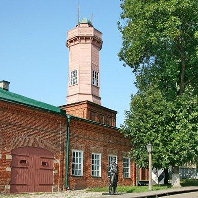 Пожарная Охрана Симбирска-Ульяновска